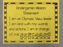 kinder mission