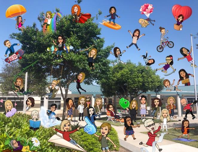Staff emoji pic