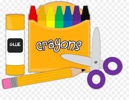 School Supplies Cartoon clipart - School, Yellow, Product ...