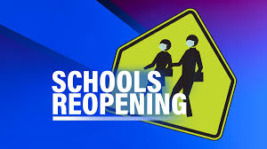 Area schools and districts announce re-opening plans for fall